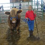 Isaiah Moore and Steer 1